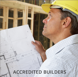 Accredited builder