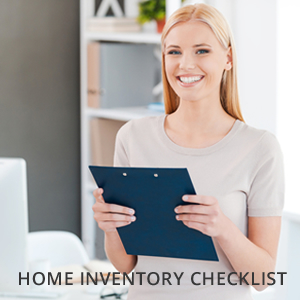 home Inventory Checklists